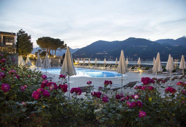 park-hotel-casimiro-piscina-lago-garda-tramonto